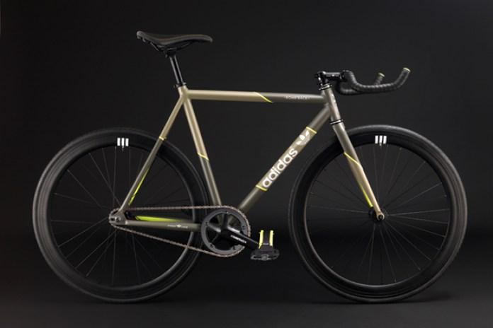 adidas x BOMBTRACK 2014 Street Crew Track Bike