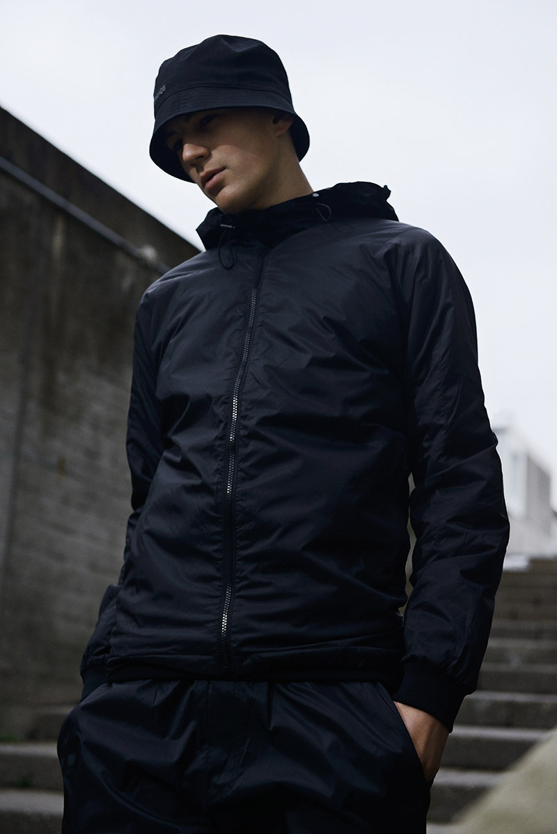 "Brand8 2014 Fall/Winter ""CITY SURFACES"" Lookbook"