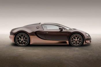 "Bugatti Legends Veyron 16.4 Grand Sport Vitesse ""Rembrandt Bugatti"" Edition"