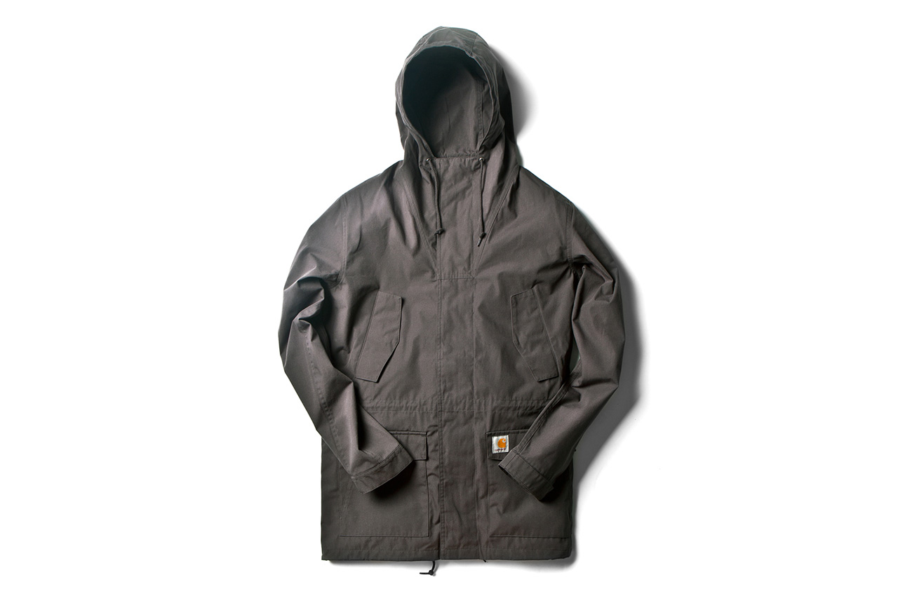 carhartt wip 2014 spring summer outerwear collection