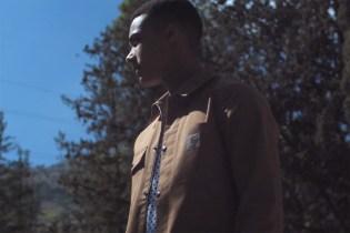 """Carhartt WIP Presents """"Neon-Ending"""" by Alexander Basile"""