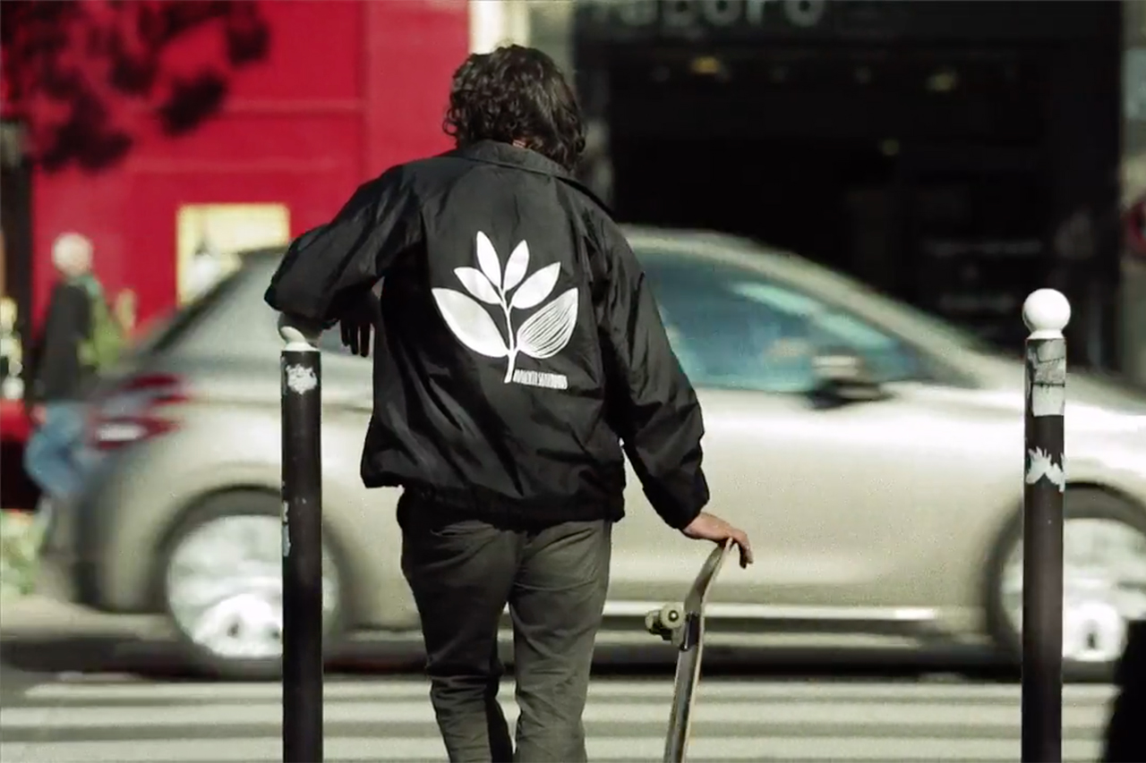 "CASTE Profiles Magenta Skateboards in ""CASTE x Magenta"" – Part 1"