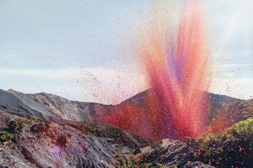 Check Out Nick Meek's Photographs of Costa Rica Covered in Flowers for Sony