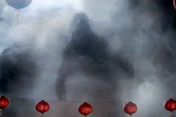 Check Out the Latest Godzilla Trailer