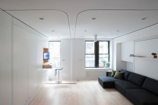 Check Out This Transforming Studio in New York City