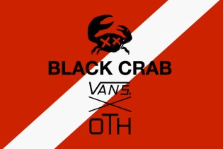 "Chuck Hughes x Off The Hook x Vans Vault 2014 Spring ""Black Crab"" Pack Teaser"
