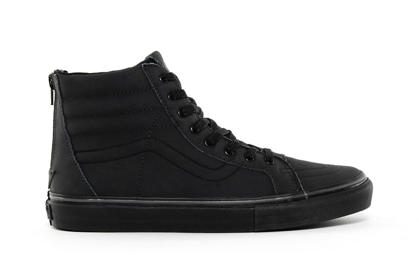 "Chuck Hughes x Off The Hook x Vans Vault 2014 Spring ""Black Crab"" Pack"