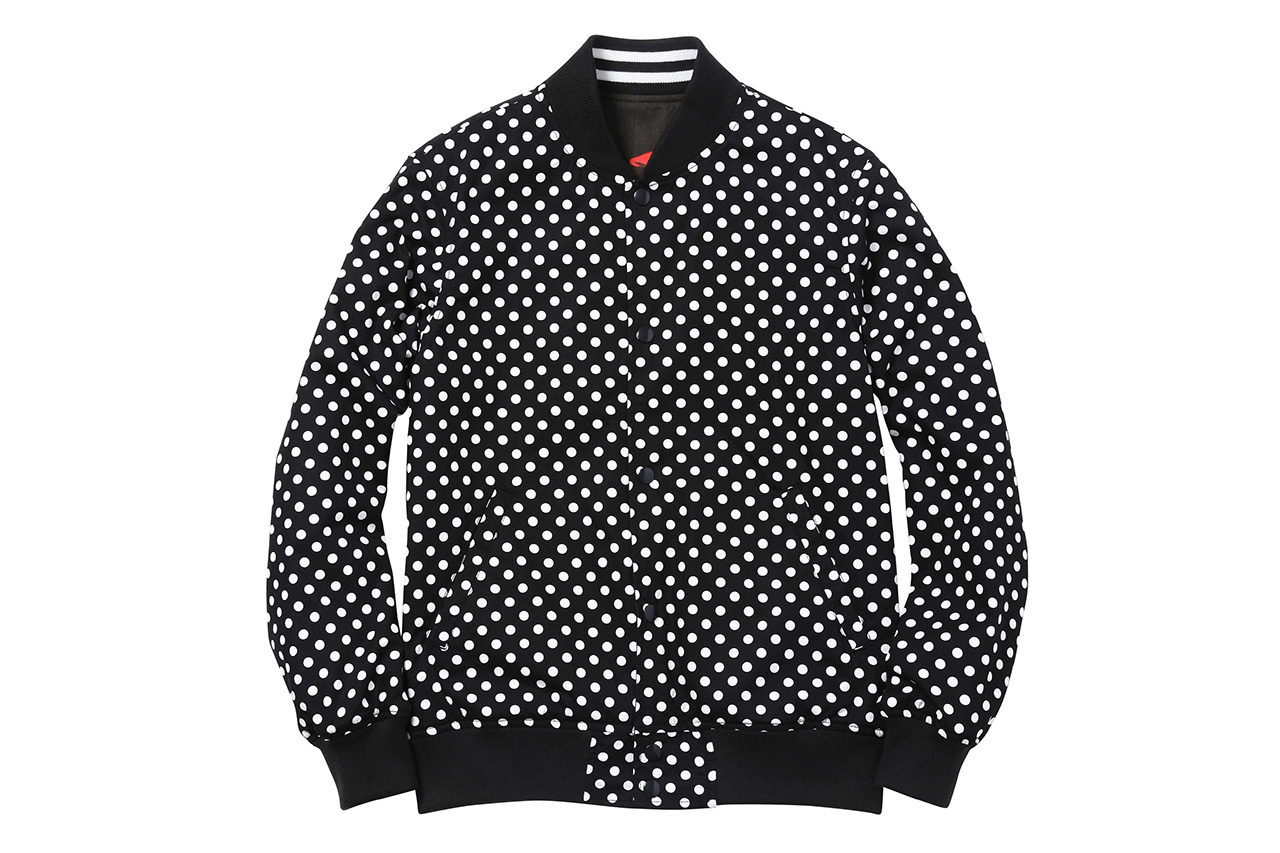 COMME des GARCONS SHIRT x Supreme 2014 Spring/Summer Collection
