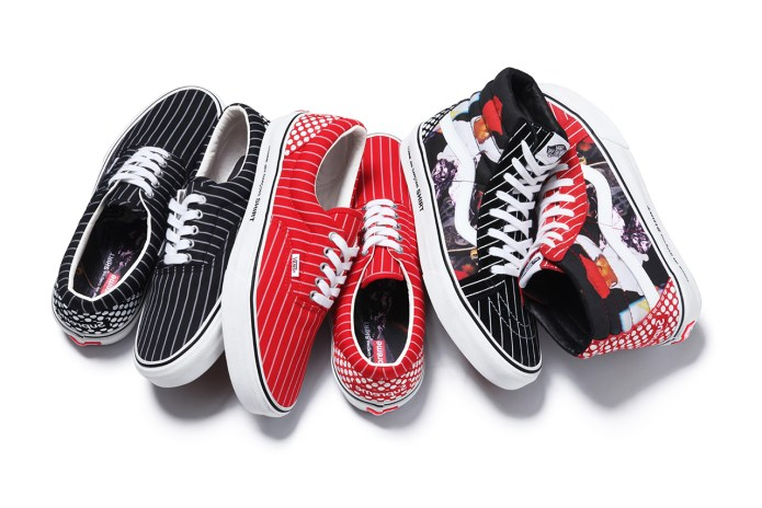 COMME des GARCONS SHIRT x Supreme x Vans 2014 Spring/Summer Collection