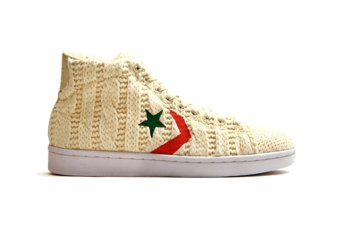 "Concepts x Converse Pro Leather Hi ""Aran Sweater"""