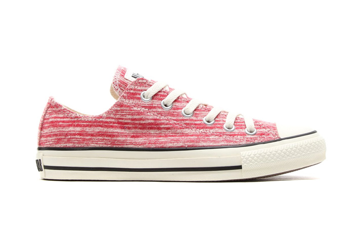 "Converse Japan 2014 Spring/Summer Chuck Taylor All Star Hi ""Summer Knit"""