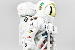 Coolrain Pays Tribute to Air Max Day with Space Lunar Boot-Wearing Astronaut Figure