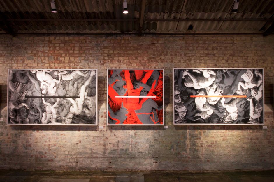 "CYRCLE. ""OVERTHRONE: Pooring Reign"" @ Stolen Space Gallery Recap"