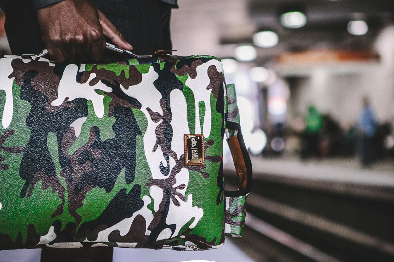 Don Cannon x Rare Addiction Aviator Bag