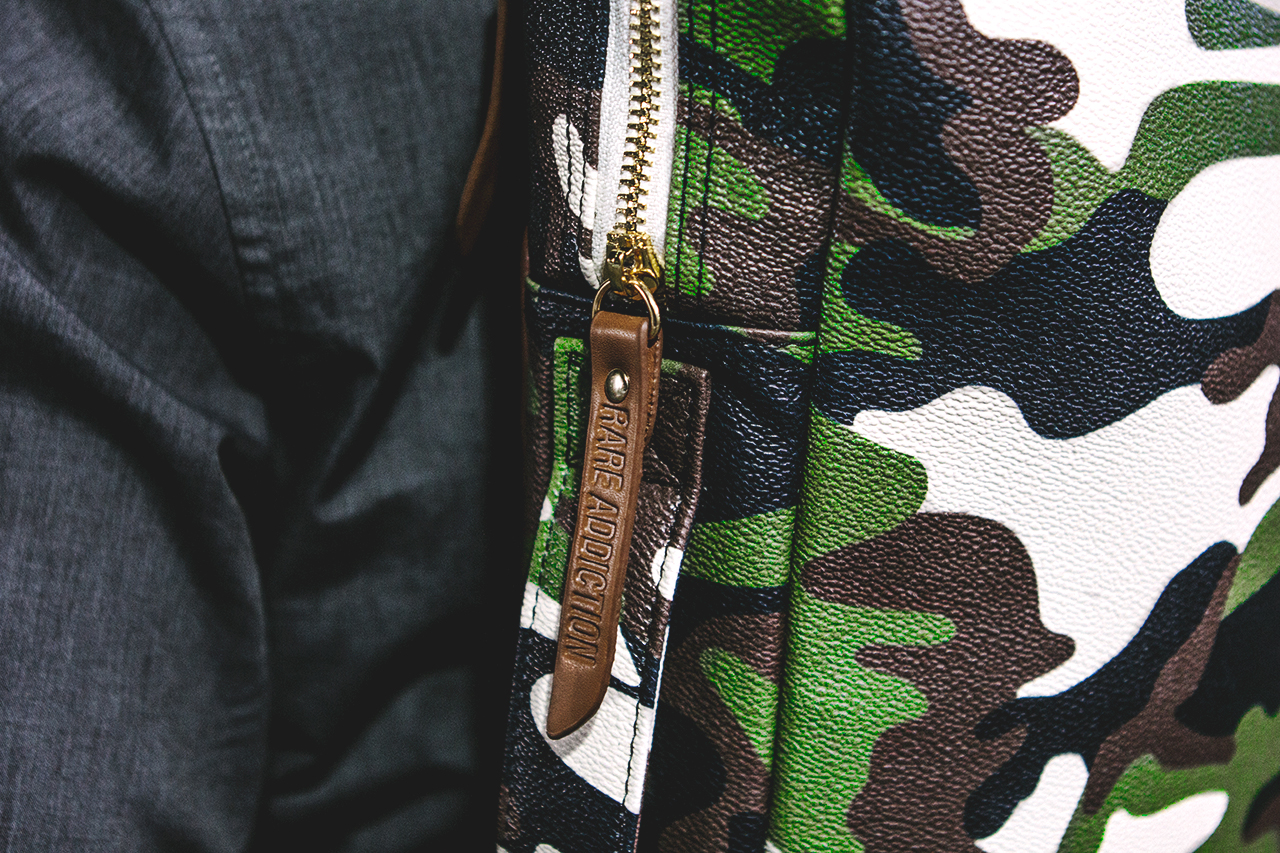 don cannon x rare addiction aviator bag