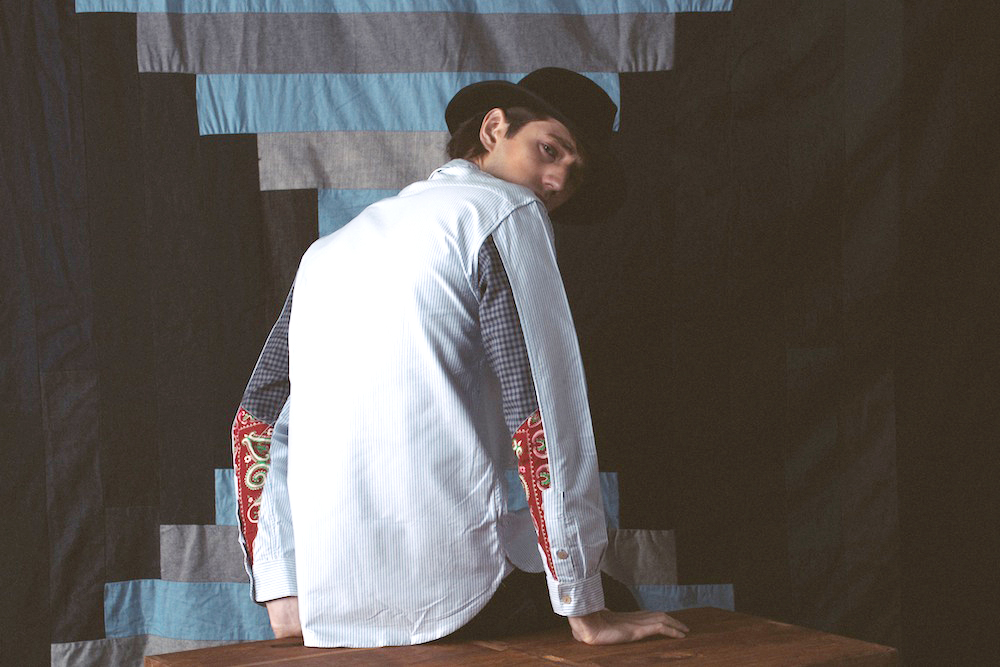 "elhaus 2014 Spring/Summer ""Archived Cardinals"" Lookbook"