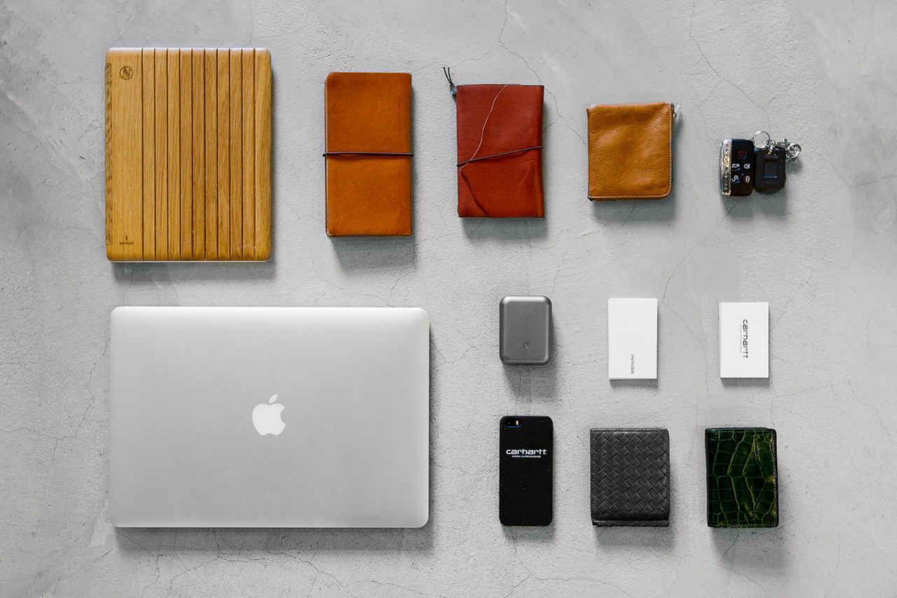 Essentials: Jimmy Wu of INVINCIBLE