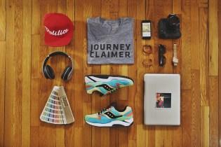 Essentials: Brandon Williams aka Run Bimma of Saucony Originals
