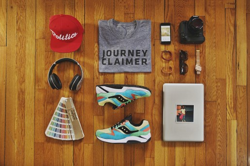 Essentials: Brandon Williams aka Run Bimma of Saucony Originals