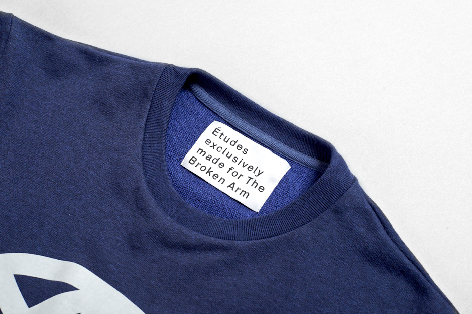 Etudes x The Broken Arm 2014 Spring/Summer Collection