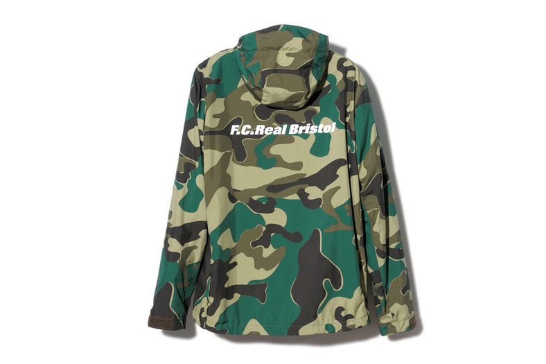 F.C.R.B. 2014 Spring/Summer Practice Jackets