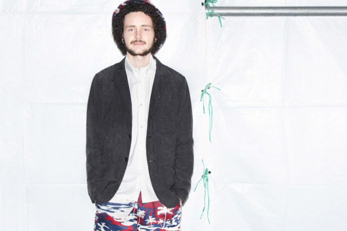 F.S.Z 2014 Spring/Summer Lookbook