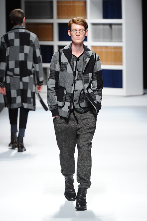 FACTOTUM 2014 Fall/Winter Collection