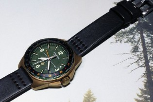 Filson Previews First-Ever Watch Collection by Shinola