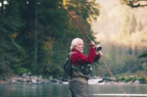 Filson Visits Fly Fisherman Kerry Burkheimer's Studio