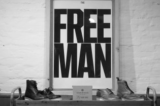 Freemans Sporting Club x Grenson Pop-up Store