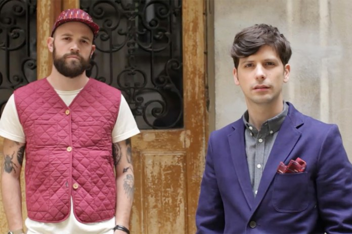 """FrenchTrotters 2014 Spring/Summer """"Paris Tropical"""" Video Lookbook"""
