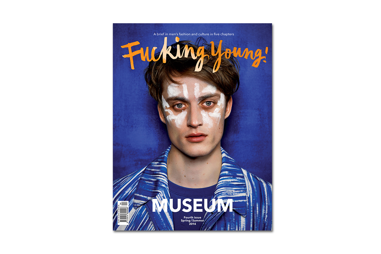 fucking young 2014 spring summer museum issue
