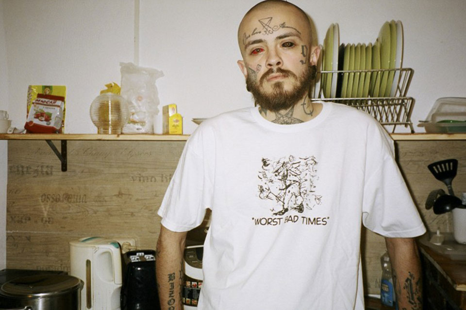 "FUCT 2014 Spring/Summer ""Pair A Dice"" Lookbook"