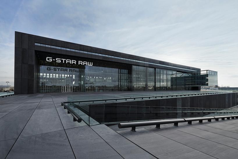 G-Star RAW's Amsterdam Headquarters