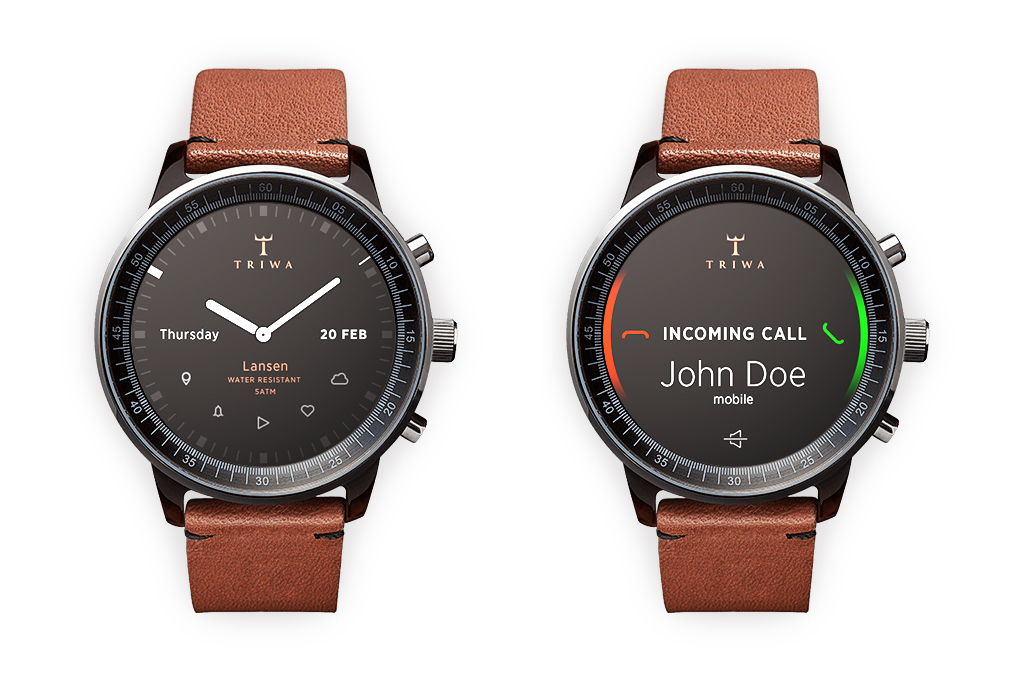 Gábor Balogh Envisions the Future of Smartwatches with TRIWA-Based Concept