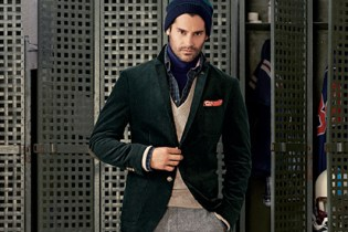 GANT by Michael Bastian 2014 Fall/Winter Lookbook