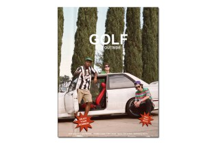 GOLF WANG 2014 Spring/Summer Lookbook