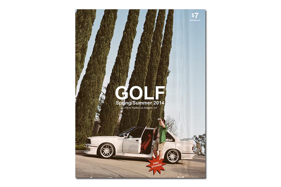 GOLF WANG 2014 Spring/Summer Lookbook