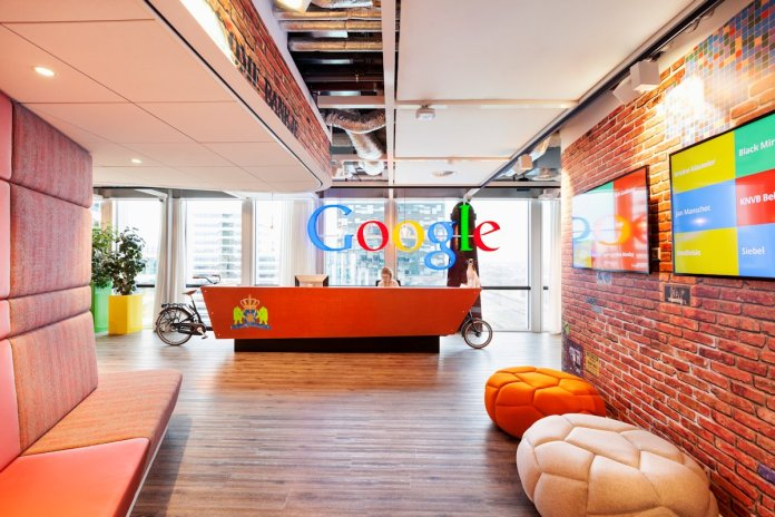 Google Amsterdam Offices by D/DOCK