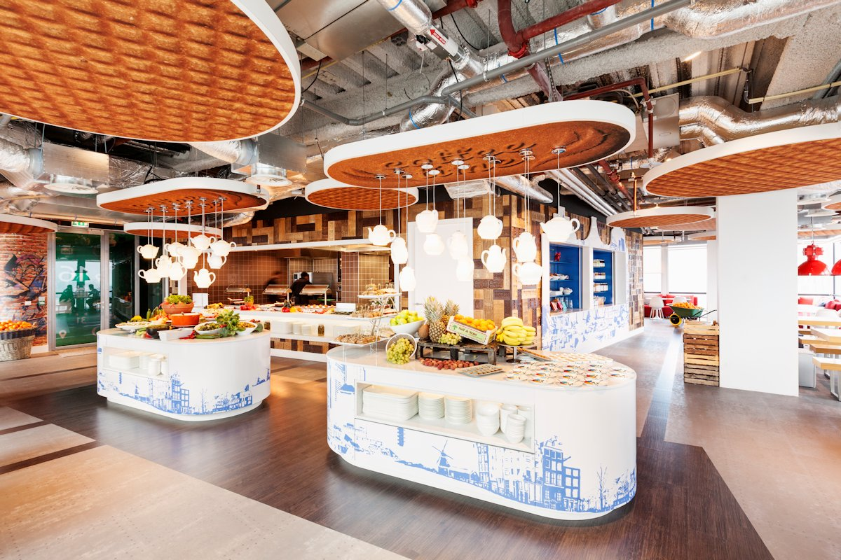 google amsterdam offices by d dock