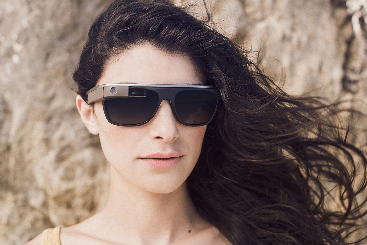 Google Glass Partners with Luxottica