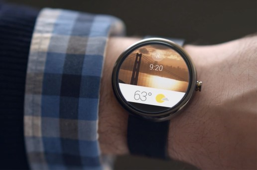 Google Introduces Android Wear