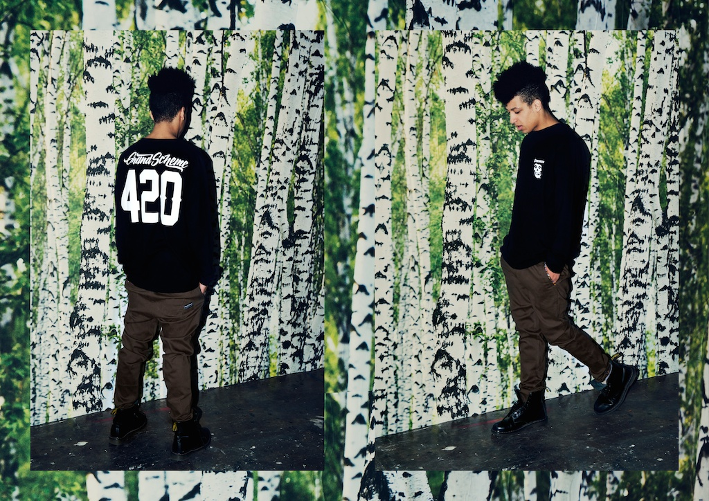 Grand Scheme 2014 Spring/Summer Lookbook