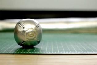 GREATS x Leather Head Sports Baseball