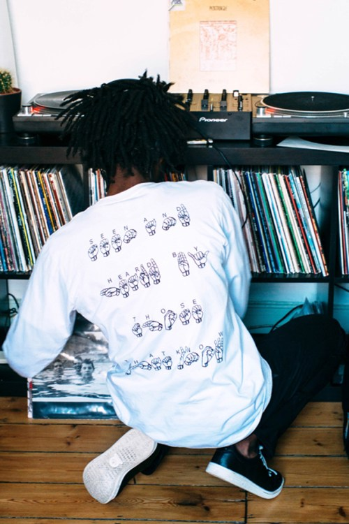 """Grind London 2014 Pre-Summer """"The New Sound"""" Lookbook"""