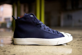 Hancock Vulcanised Articles x Converse First String Jack Purcell 2014 Spring/Summer Collection