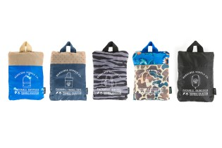 Herschel Supply Co. 2014 Spring/Summer Packable Collection
