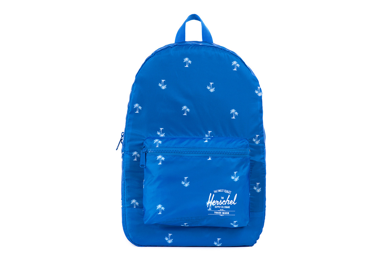 herschel supply co 2014 spring summer packable collection
