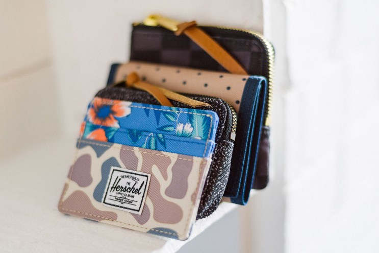 Herschel Supply Co. 2014 Spring/Summer Wallet Collection