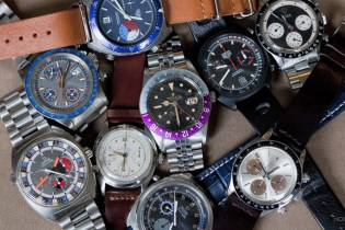 "HODINKEE Presents ""Talking Watches"" with Man of the World's Alan Maleh"